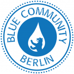 Logo-Blue community Berlin